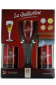 COFFRET GUILLOTINE 8.5° 2BT75+1VERR