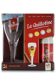 COFFRET GUILLOTINE 8.5° 4BT33+1VER